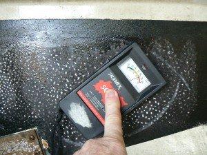 Hull survey osmosis