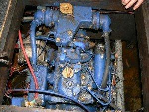 Kubota ZB750 2 cyl diesel