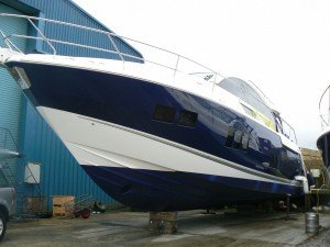Marine Survey Fairline Targa 50