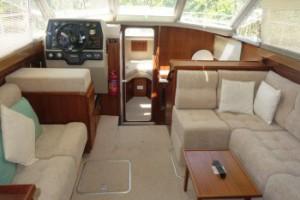 Broom 970 Interior